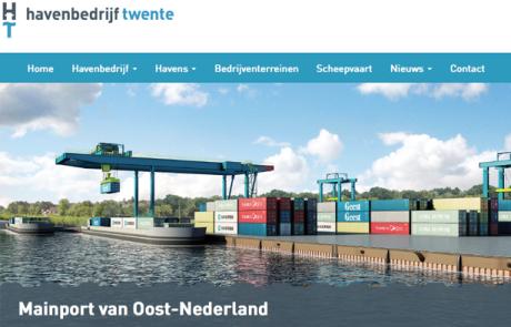 Havenbedrijf Twente ©Plzant