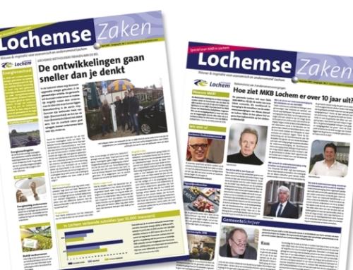 Lochemse Zaken, nieuwsbrief voor ondernemers