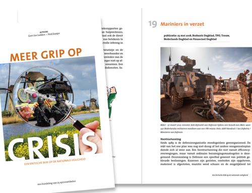 3 boeken over crisisbeheersing voor SVDC