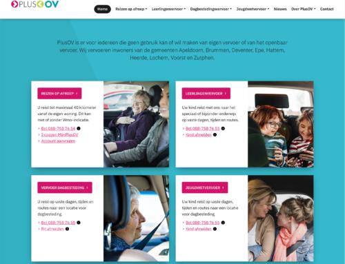 PlusOV – Vervoerscentrale Stedendriehoek