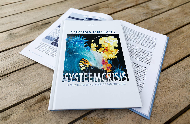 Foto boek Corona onthult systeemcrisis